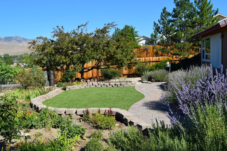 Reno landscape specialist gail wiley landscaping for Outdoor design reno