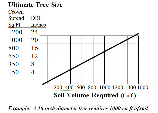 ultimate tree size
